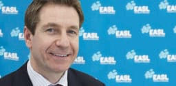 easl-vice-secretary-philip-newsome
