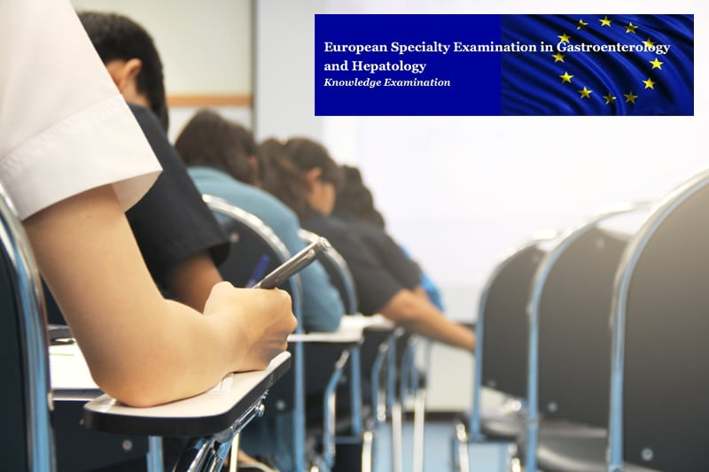 European Specialty Examination In Gastroenterology And Hepatology (ESEGH)