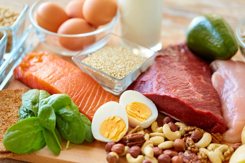 More Protein After Weight Loss May Reduce Fatty Liver Disease