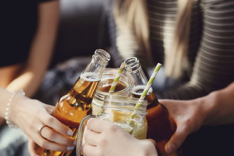 Alcohol Consumption In Late Teens Can Lead To Liver Problems In Adulthood