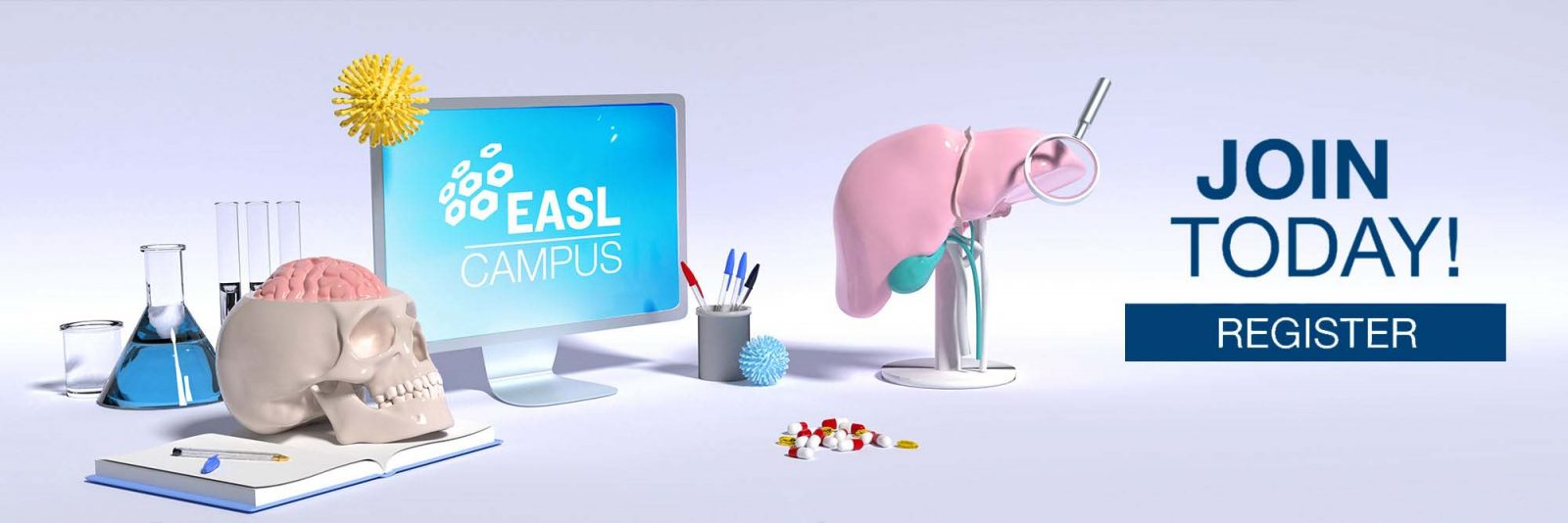 Register for EASL Campus