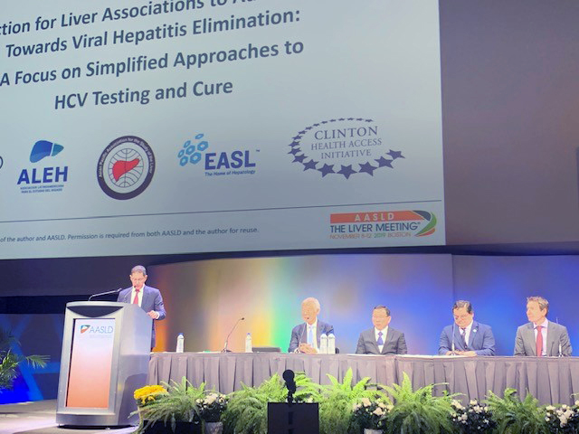 Global Hepatology Societies Call For Better HCV Testing And Access To Treatment