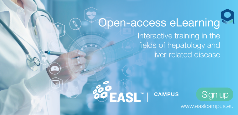 Discover EASL Campus – Your Open-access ELearning Hub For Hepatology And Liver-related Disease