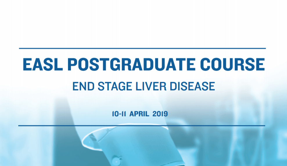 EASL Postgraduate Course Now Available In Chinese, Japanese, Portuguese And Spanish
