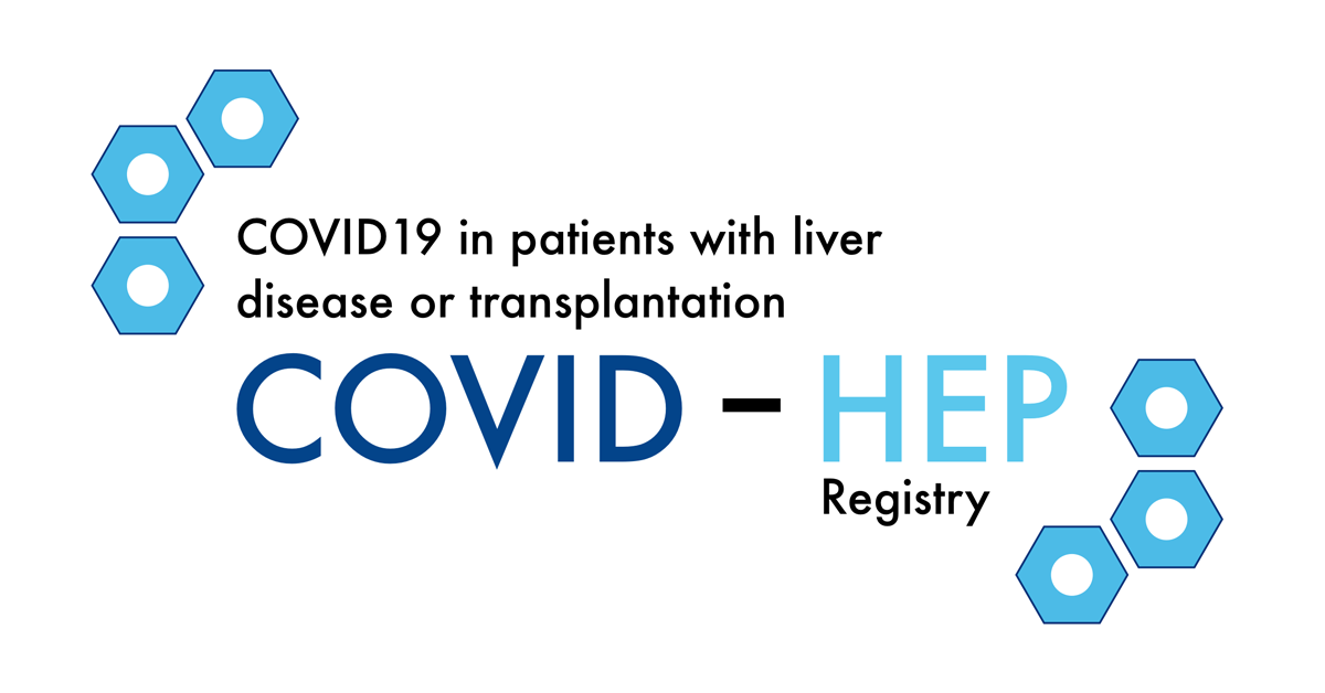EASL Supports New COVID-Hep Registry On Patients With COVID-19