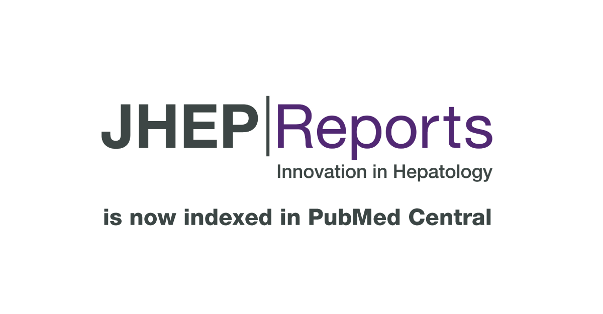 JHEP Reports Indexed In PubMed Central