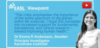 EASL Viewpoint - Emma R Andersson