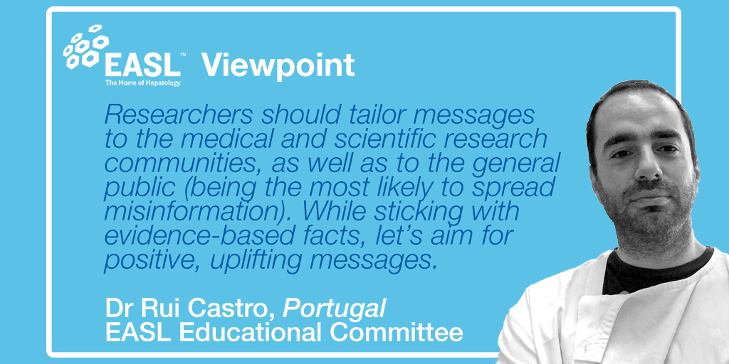 EASL Viewpoint - Rui Castro