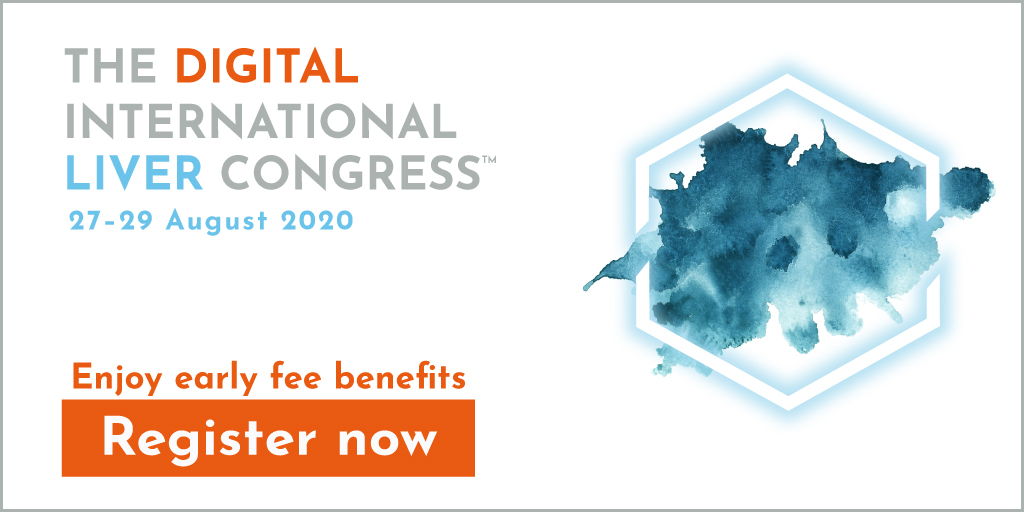 Registration Is Now Open For The Digital International Liver Congress™ 2020