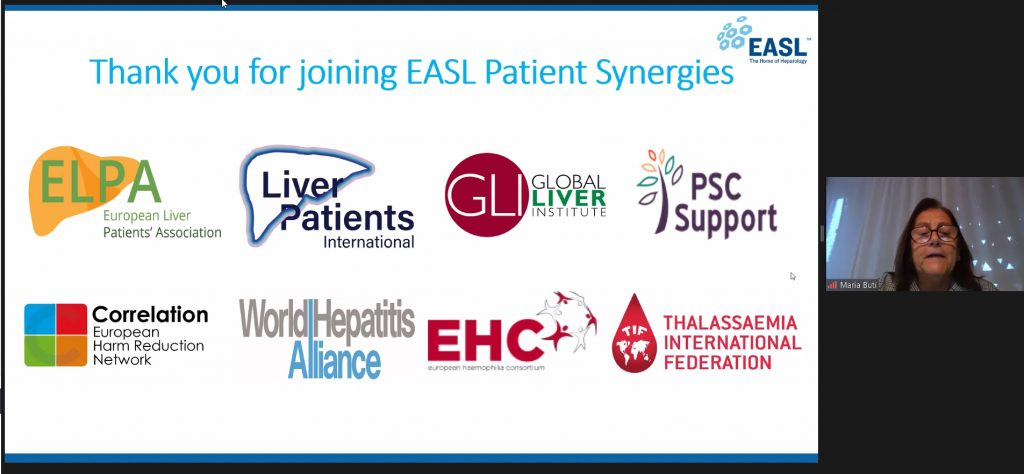 Presenting the Patient Synergies community