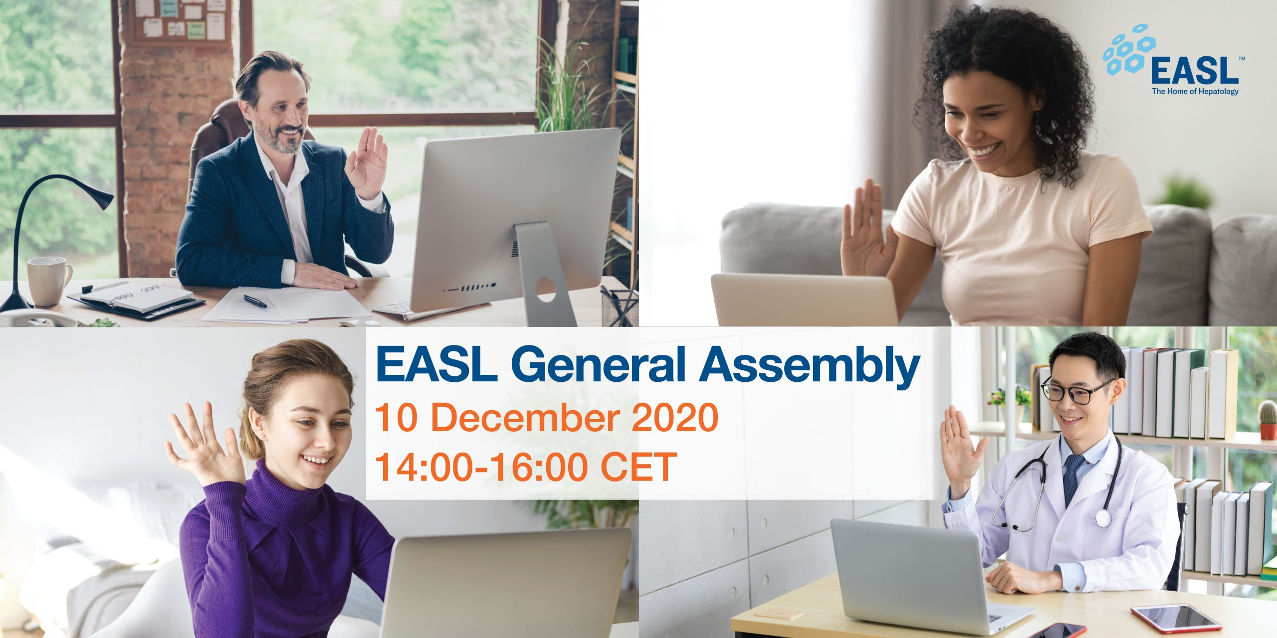 Register Now For EASL Members' Extraordinary General Assembly – 10 December 2020, 14:00–16:00 CET