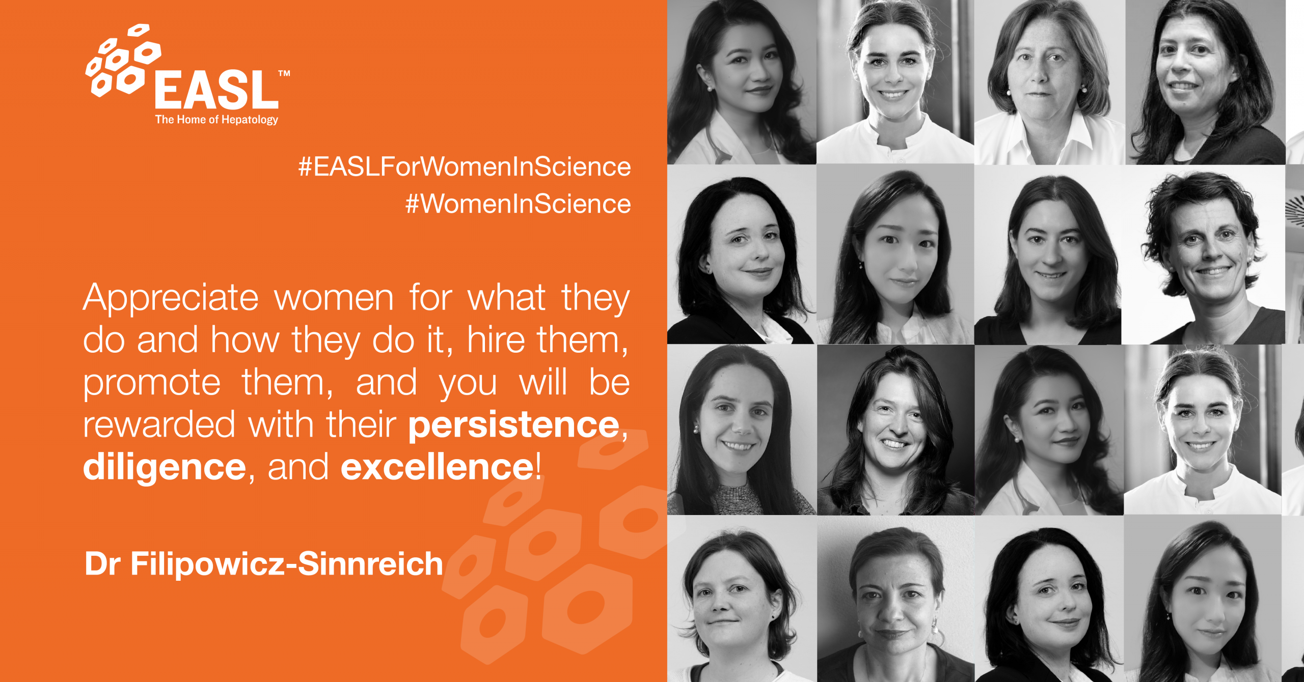 Honouring Women In Hepatology This International Day Of Women And Girls In Science
