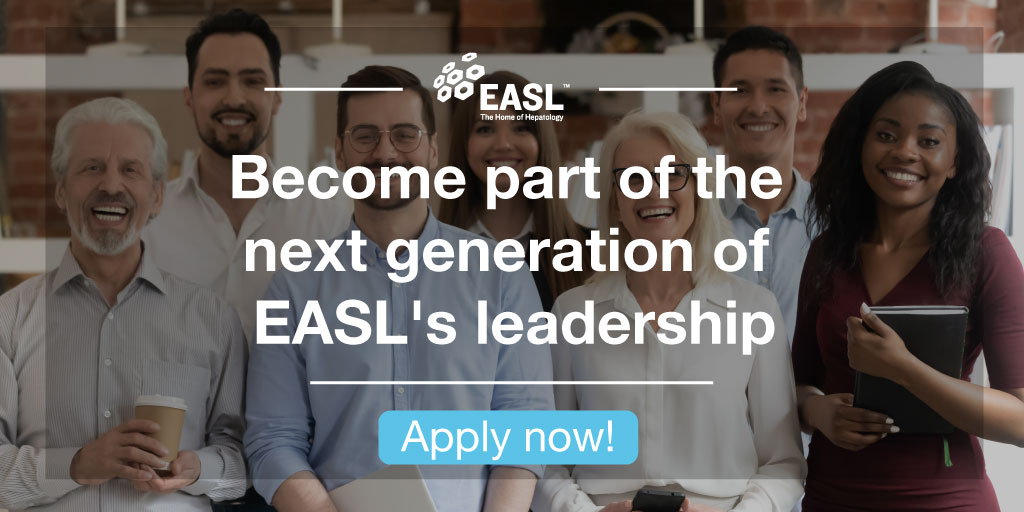 Become Part Of The Next Generation Of EASL's Leadership!
